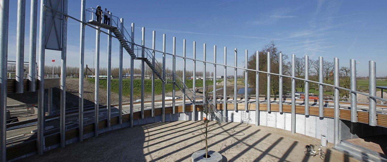 region transferium Linielanding, design by ipv Delft