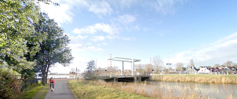 standard movable bridge design HollandseBrug, design by ipvDelft