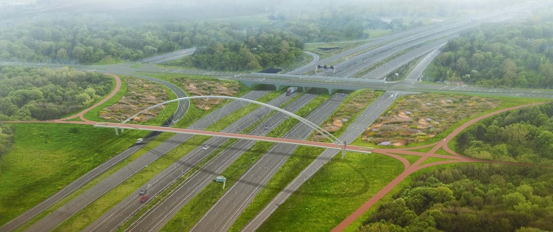 EHN.22_Eindhoven-network-arch-bridge-birdseye-ipvDelft